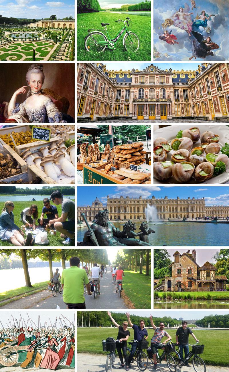 Versailles-montage