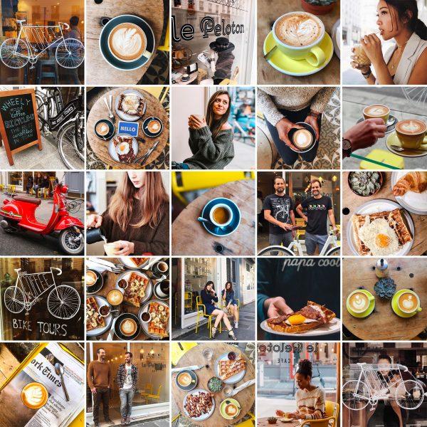 Le peloton cafe paris