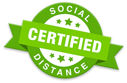 Social Distance Certified